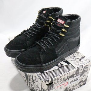 VANS X MARVEL Black Panther Sk8 Hi Limited Edition